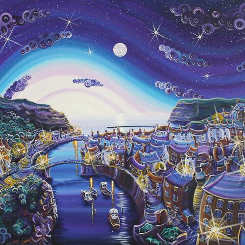 rayford-RQ069 Staithes Moonlight